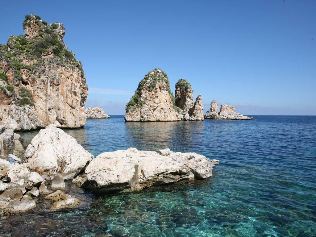Kiten in Sizilien